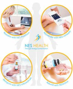 NES Total wellness four steps